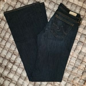 AG Adriano Goldschmied Jeans - Belle Flair - 27R